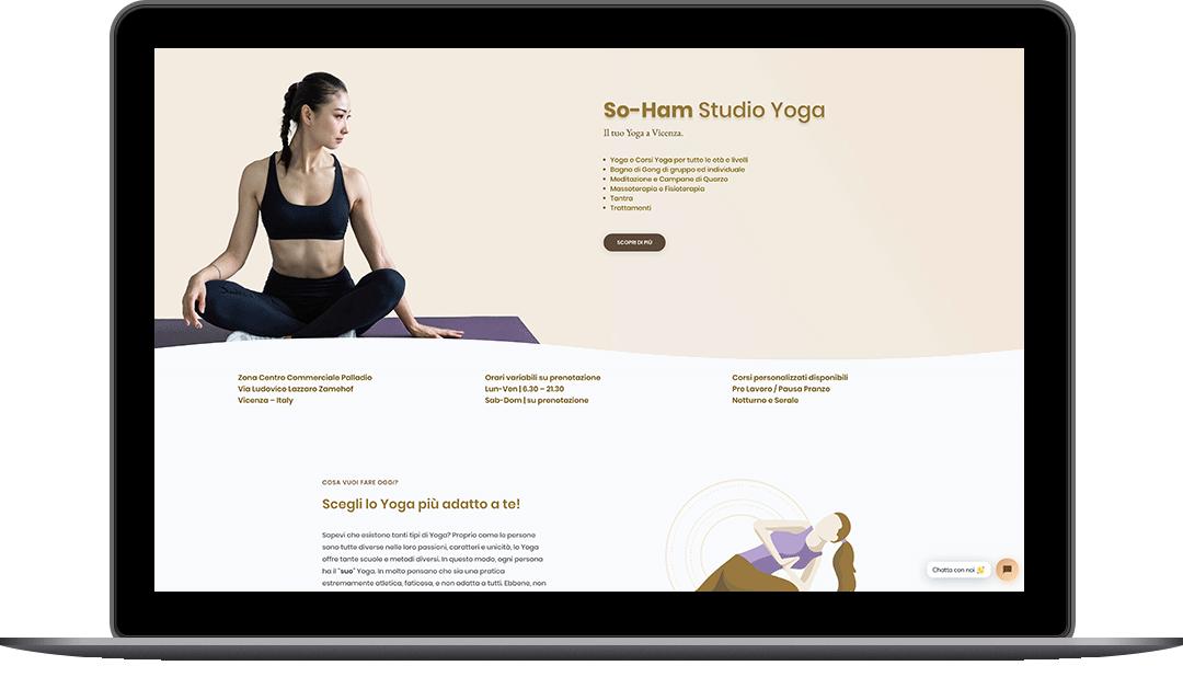 Case Study: So-Ham Studio Yoga
