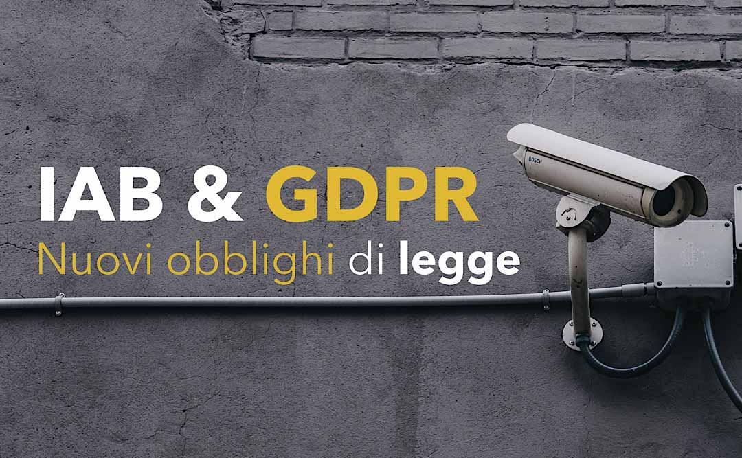 Nuovo aggiornamento GDPR con il Transparency and Content Framework v2
