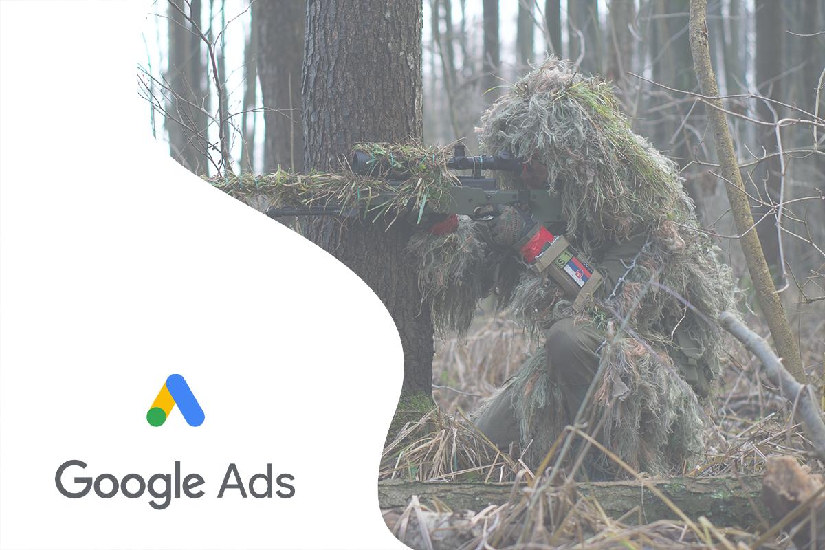 Ottenere conversioni Google Ads con budget ridotto
